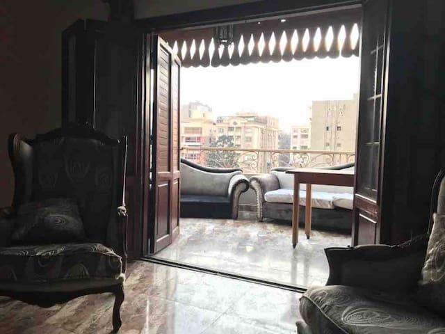 Spacious 2 Bedroom Plus Roof Area
