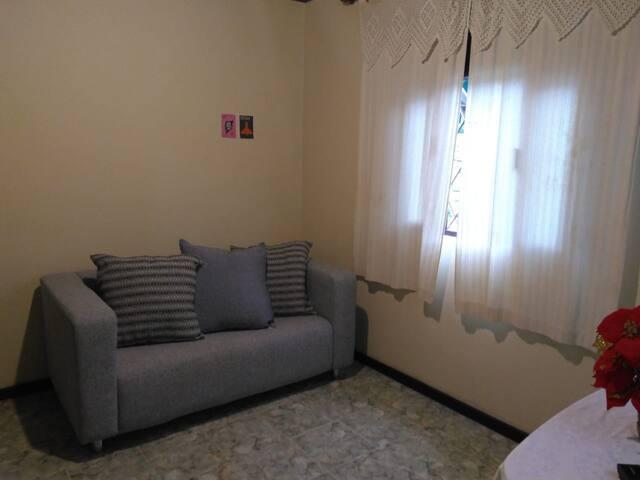 Casa simples na Serra do Rio