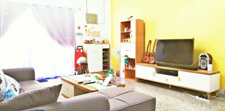 Yellow Cottage- Hualien city 10 min 2 tain Station