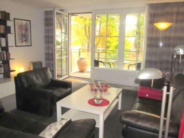 Schöne Ferienwohnung – teilweise mit Meerblick #77 - Timmendorfer Strand - Apartamento