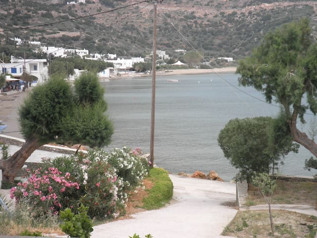 20 meters from beach - sifnos - Apartamento