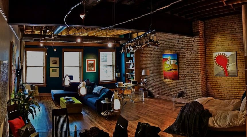 Downtown Studio Loft - Fargo