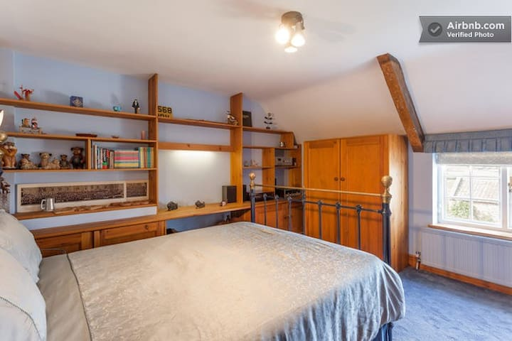 Twin or Kingsize room - Courtyard View - Cannington - Bed & Breakfast