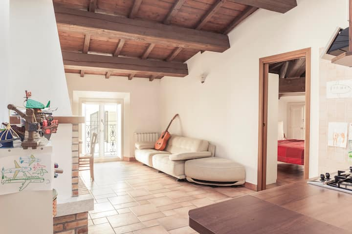 Entire Apartment with Kitchen in Brisighella