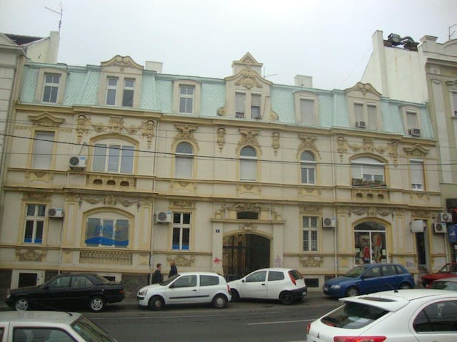 Roosevelt apartment - Beograd - House