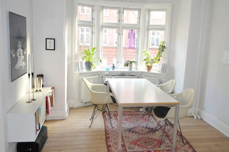 Cozy apartment near the center - Copenhaguen - Pis