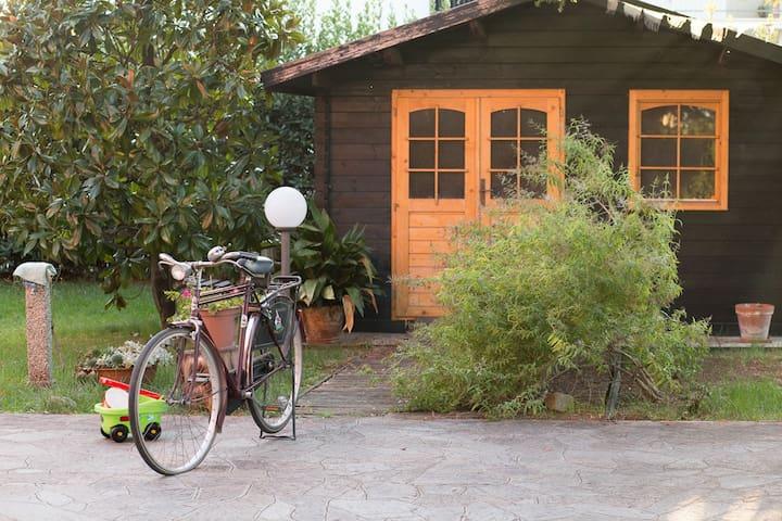 Alloggio vacanze a Santarcangelo vicino al centro - Santarcangelo di Romagna - Hus