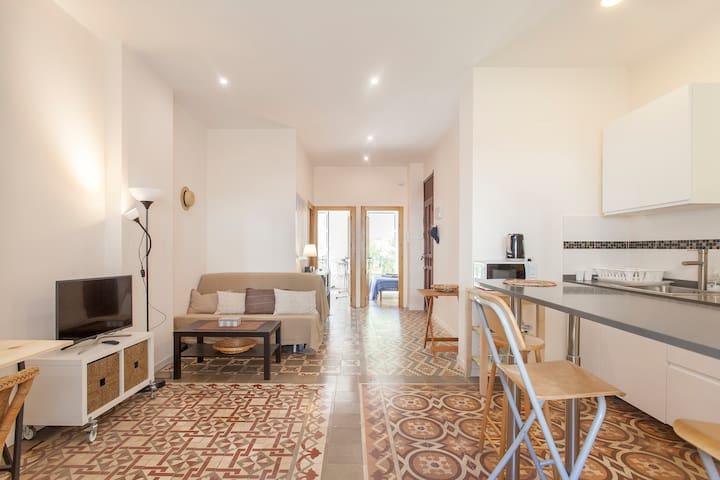 Apartamento Centrico + WIFI/CLIM