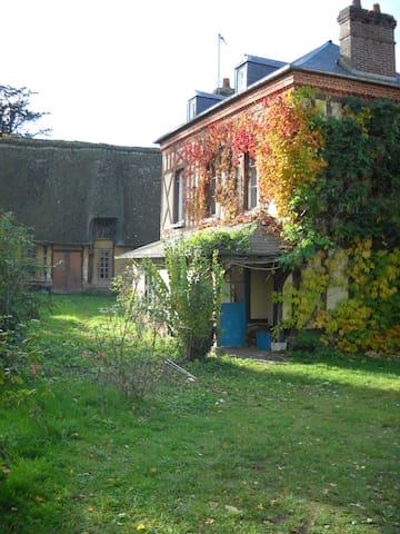 Charmante maison normande ! - Aizier - Haus