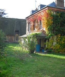 Charmante maison normande ! - Aizier