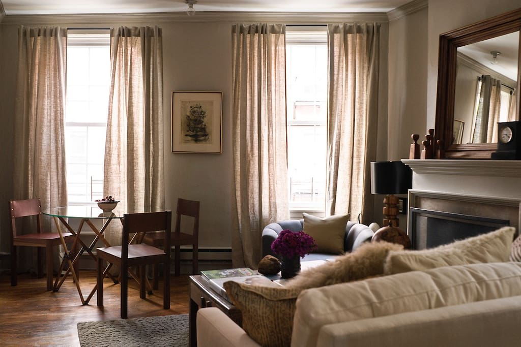 GREENWICH VILLAGE DESIGNER`S LUXURY