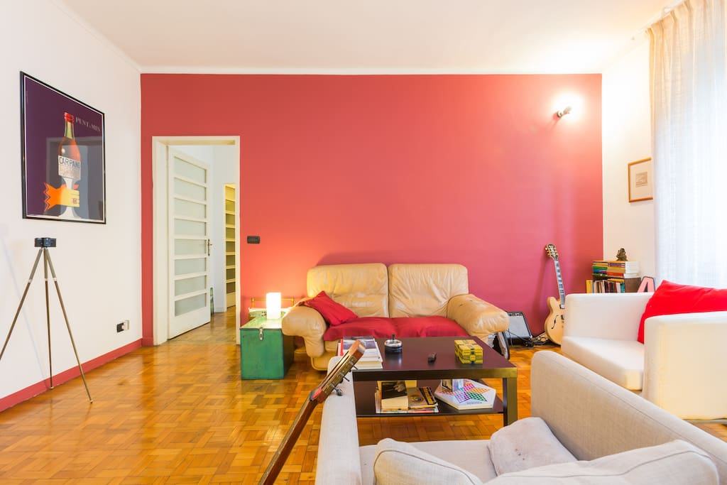 Bellissimo quadrivano vista mole appartamenti in for Appartamenti arredati in affitto a torino da privati