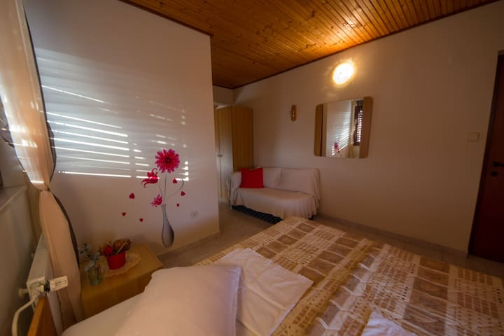 Rab,Charming appartment for two +1 - Banjol