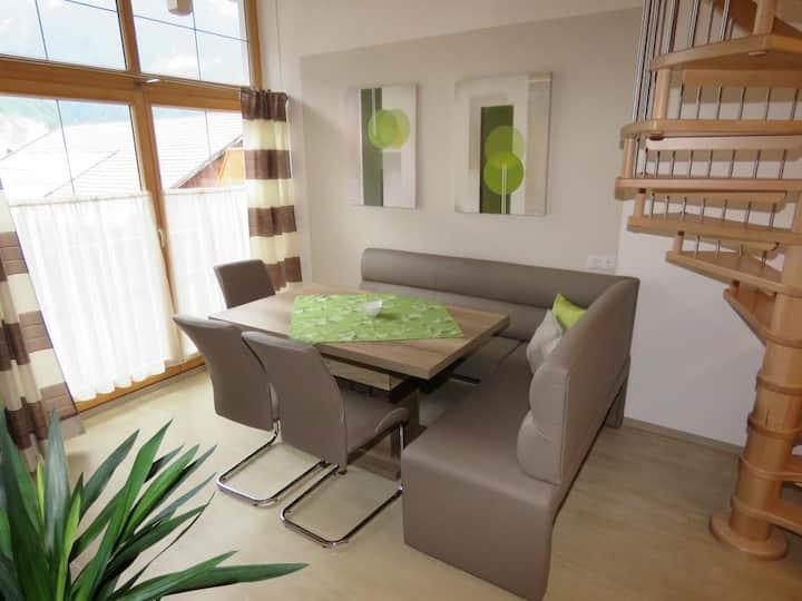 Bergzauber - Apartment mit Panoramablick - Ötztal