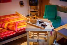 Modernes Komfort-**** Zimmer, W-LAN