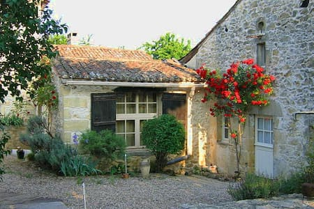 Charming cottage in Bordeaux wine area - Faure Sourd