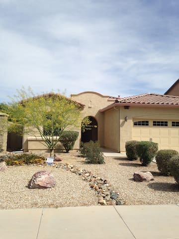 Perfect Vacation Home in Goodyear - Goodyear - House