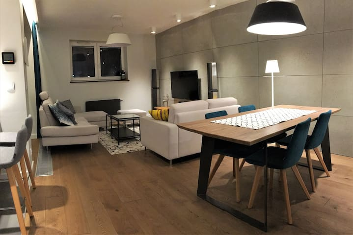 COP24 Modern apartment in Katowice city centre