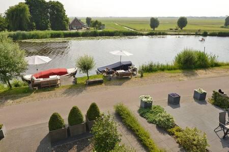 Extraordinary villa near Amsterdam - Ház