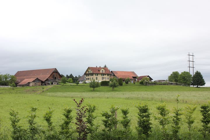 Family-friendly - Countryside - 15 Min. to City