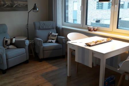 Zentrales 1-Zimmer Apartment Neubau - Lingen (Ems)