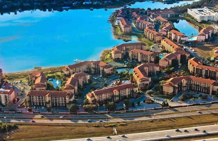 Westgate Resort Studio Villa Sleeps4 Near Seaworld