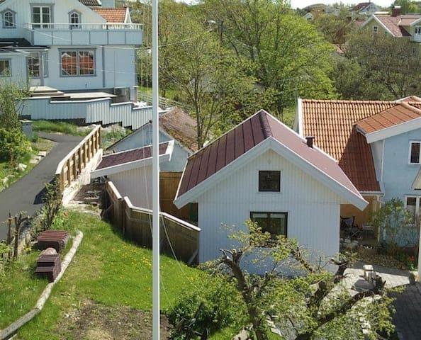 Modern stuga Styrsö Tången - Göteborg - Huis