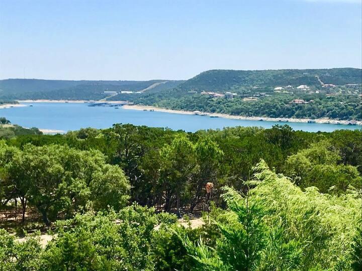 Beautiful Villa with Views at the Hollows Resort