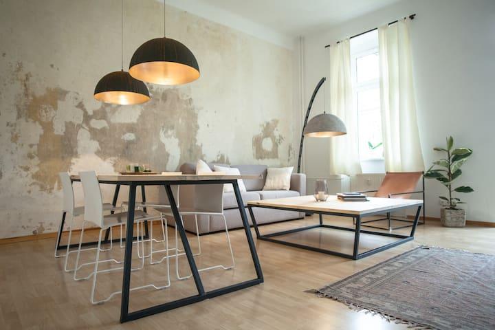 Design Apt. 32 Sanssouci