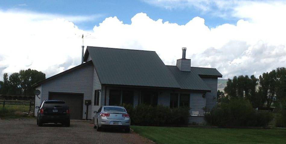 Duckpond Cottage Guesthouse - Gunnison - Dom