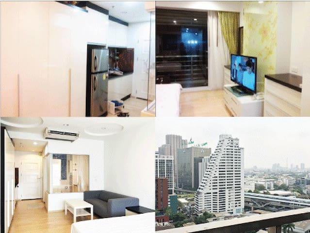 Noble Lite Ari (nice room & view) - Bangkok - Leilighet