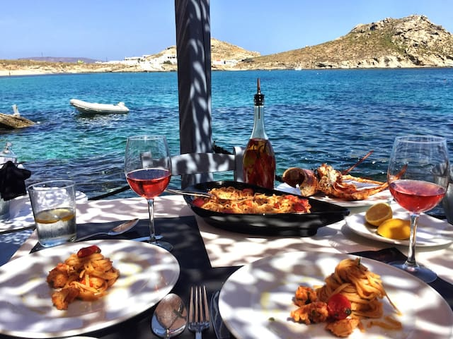 Quick guide to eat & drink in Mykonos