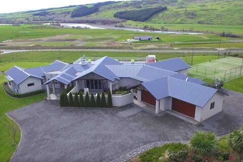 Luxury accomodation in Central Hawkes Bay