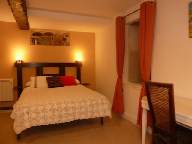 Double room B&B Maison Bergoun - Borce - Bed & Breakfast