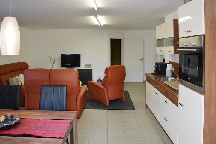 Ruhig gelegene Wohnung mitten in Schammelsdorf
