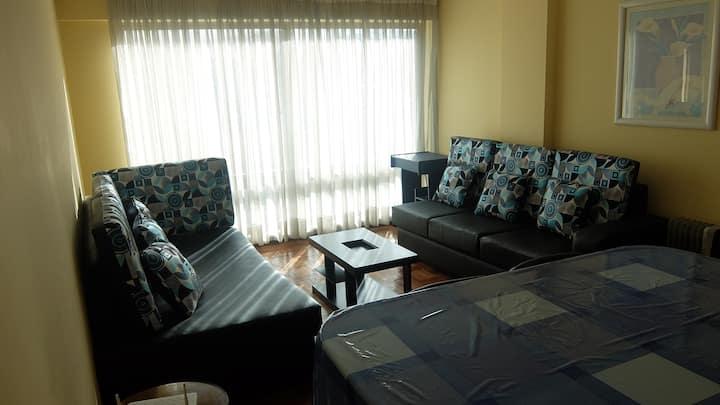 Confortable Departamento en el con ubicación ideal