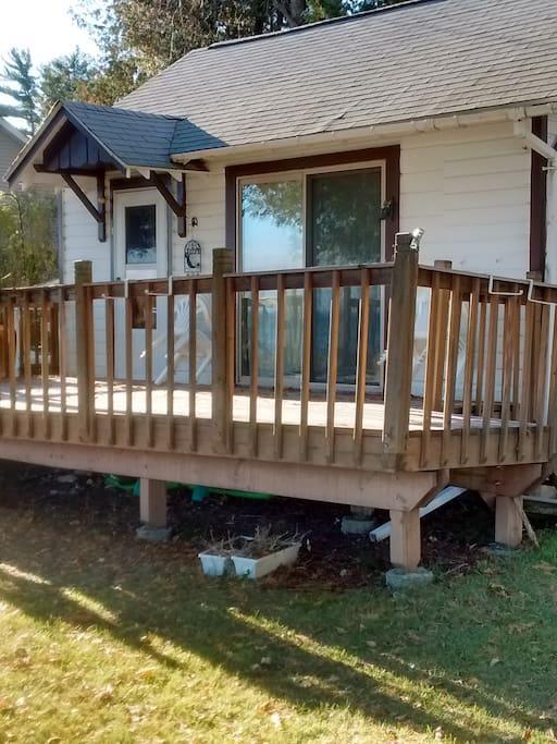 Mackinaw memories cabins for rent in mackinaw city for Cabin rentals mackinaw city