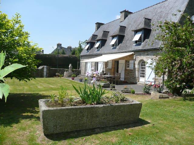 Breton farmhouse Inzinzac Lochrist - Inzinzac-Lochrist - Dom