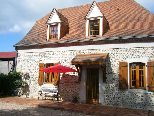 Magnifique maison dans les Pyrénées - Sauvagnon