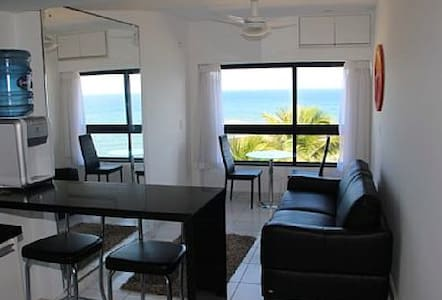 lovely apartment ocean front - Salvador