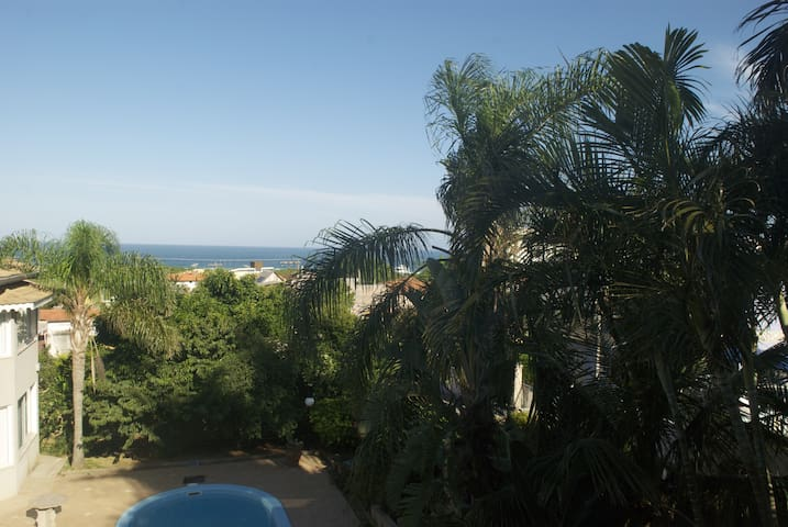 Studio for three, great view! - Florianopolis - Byt