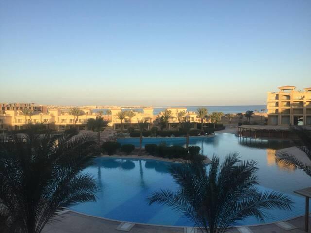 Apartment in Paradise Gardens Sahl Hasheesh