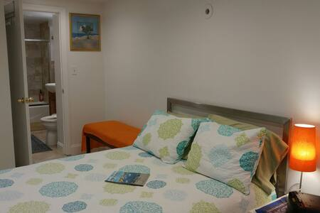Private Room with Private Entrance and Bath - Armonk - Apartment