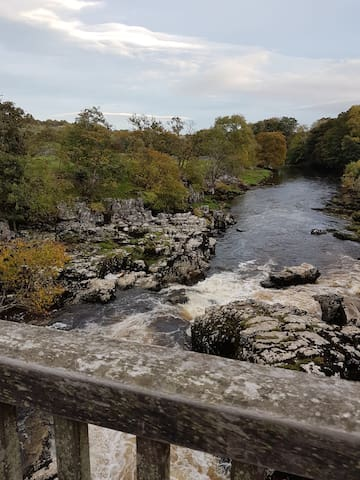 Linton Falls, The Yorkshire  Dales. Rm2