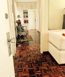 Apartamento na Ponta Aguda - บลูเมเนา