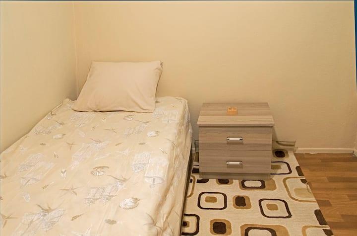 Sylvia Plath's Room in Kadıköy