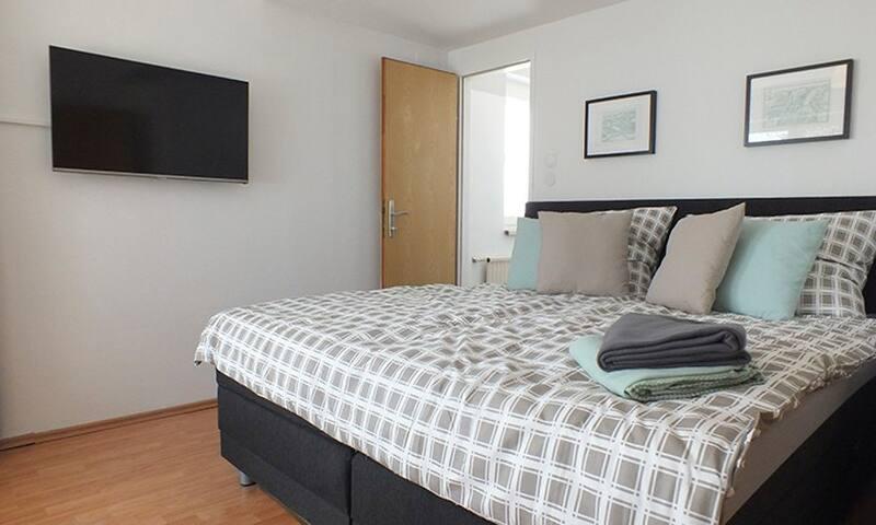 COMFORT Apartment Winterhafen LINZ - Linz - Appartement