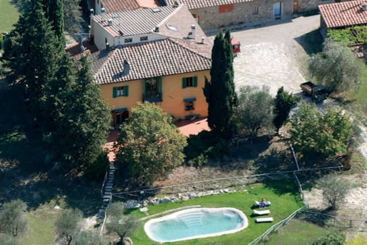 Organic Farmhouse  near Florence