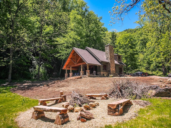 Indigo Nature Retreat | Newberry Creek