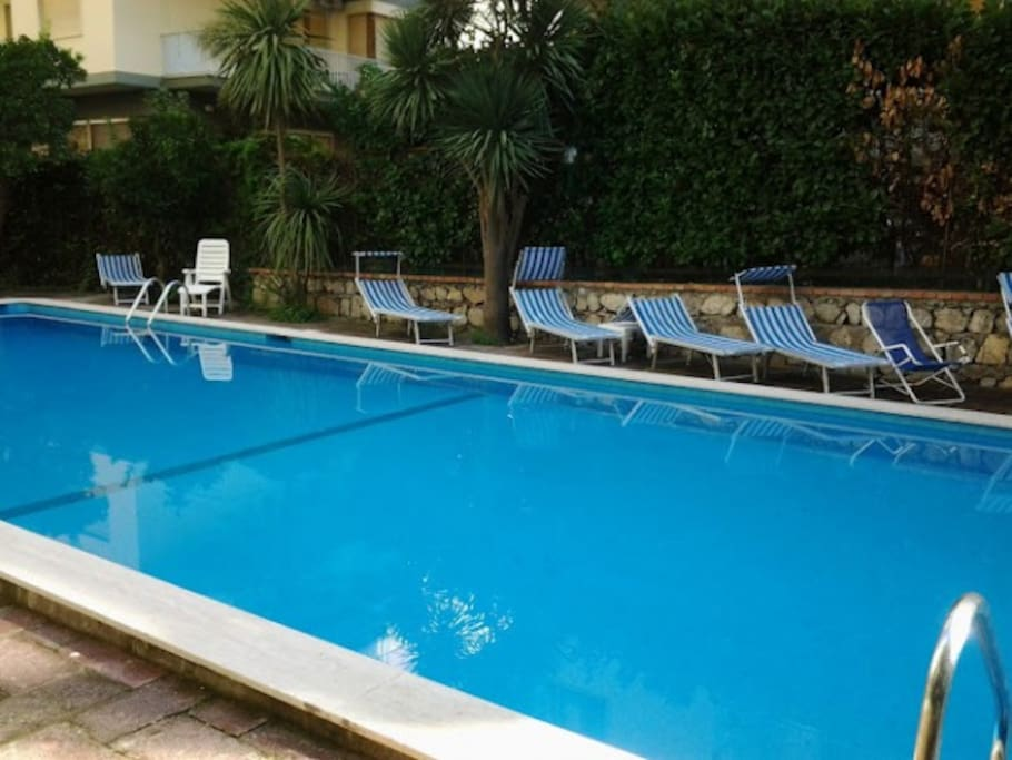 Sorrento Margherita With Pool Apartments For Rent In